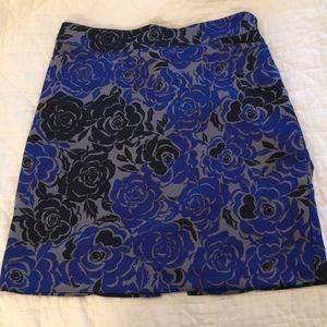 EUC Banana Republic Factory mini skirt!